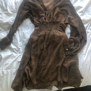 Honey dress, cocktail or casual, worn once